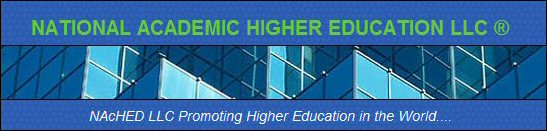 National Academic Higher Education LLC